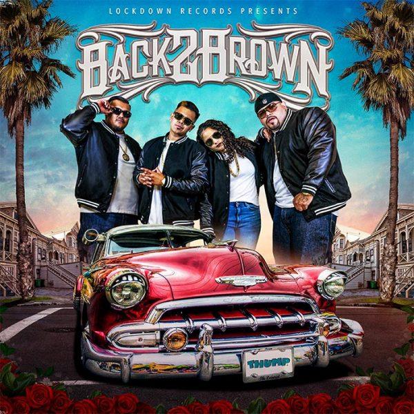 Back2Brown album Back2Brown