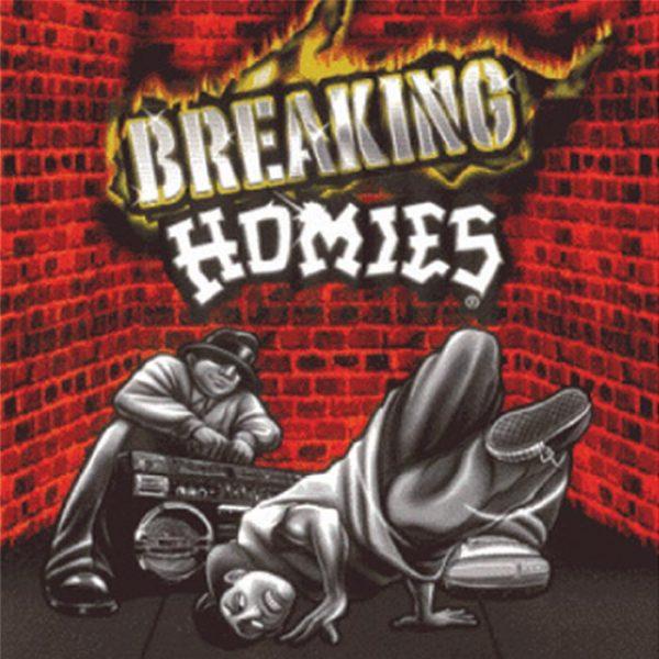Album Breaking Homies
