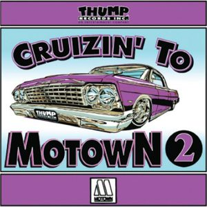 Album Cruizin' To Motown 2