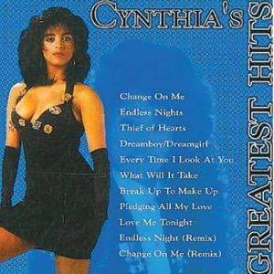 Cynthia album Greatest Hits