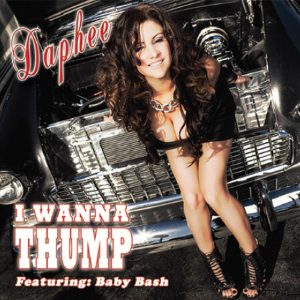 Daphee single I Wanna Thump
