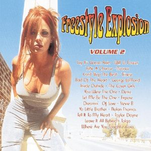 Album Freestyle Explosion volume 2