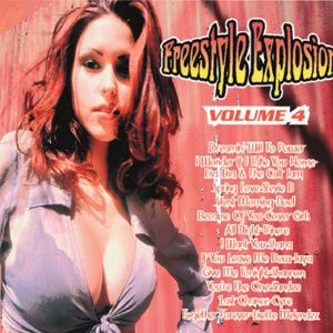Album Freestyle Explosion volume 4