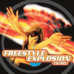 Album Freestyle Explosion volume 5