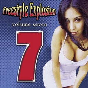 Album Freestyle Explosion volume 7