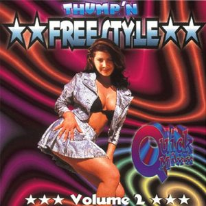 Album Thump'n Freestyle QuickMixx volume 2