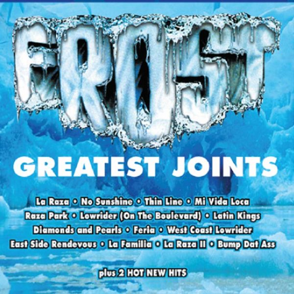 Frost album Greatest Joints