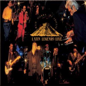 Album Latin Legends Live