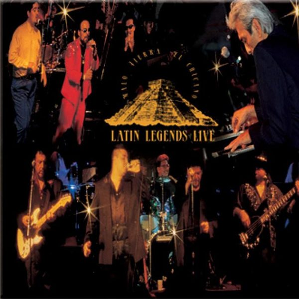 Album Latin Legends Live