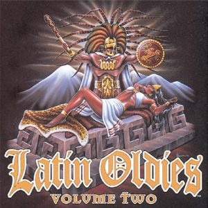 Album Latin Oldies volume 2
