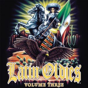 Album Latin Oldies volume 3