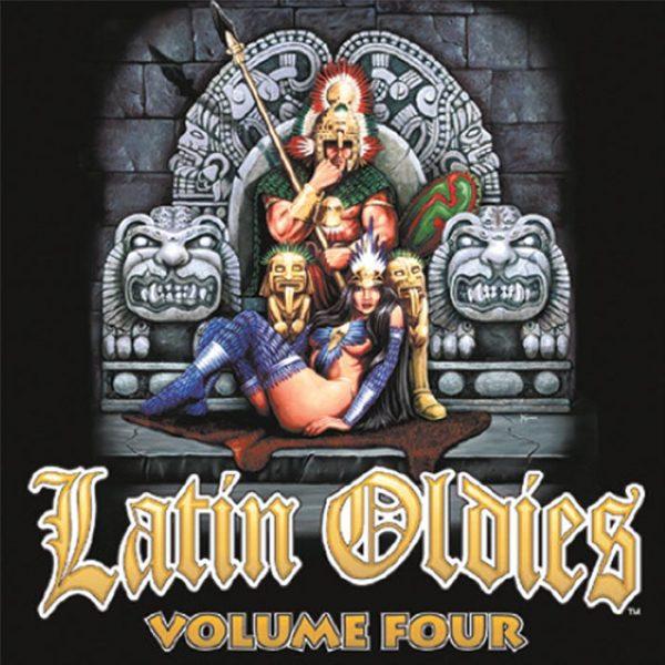 Album Latin Oldies volume 4