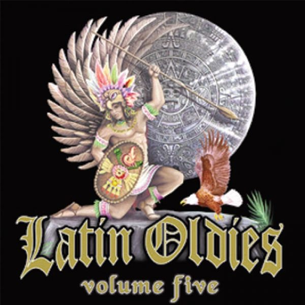 Album Latin Oldies volume 5