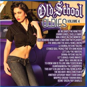 Album Old School Oldies 4