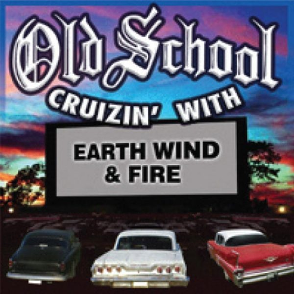 Earth Wind and Fire album Old School Cruizin' With Earth Wind and Fire