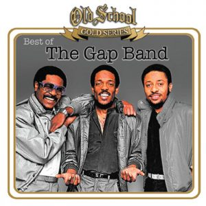 The Gap Band album Best Of The Gap Band
