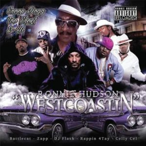Ronnie Hudson album Westcoastin'