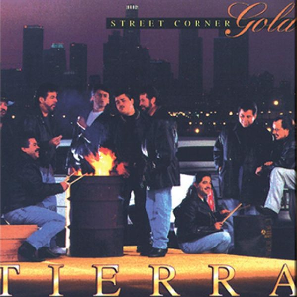 Album Street Corner Gold from artist Tierra.