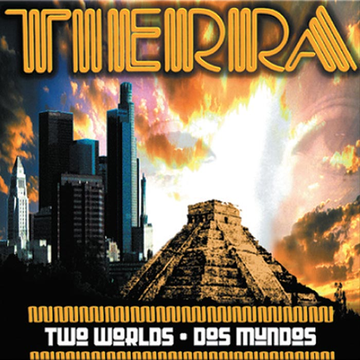 Tierra album Two Worlds Dos Mundos