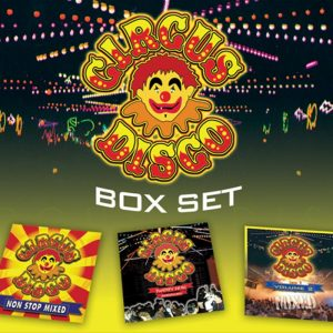 Circus Disco CD Box Set