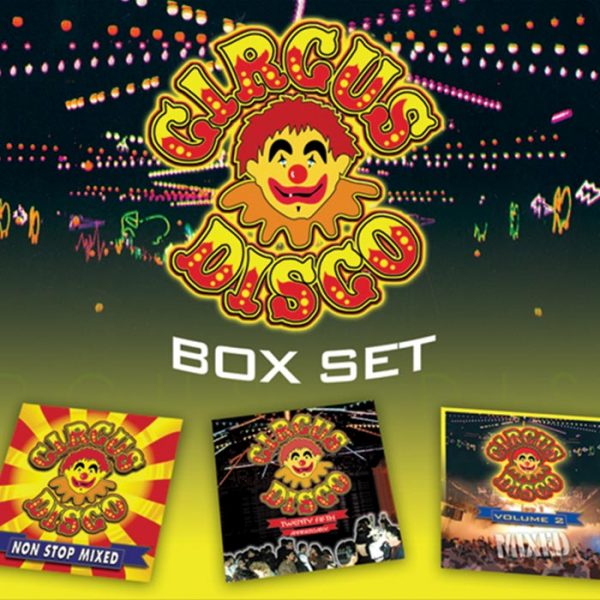 Circus Disco CD Box Set