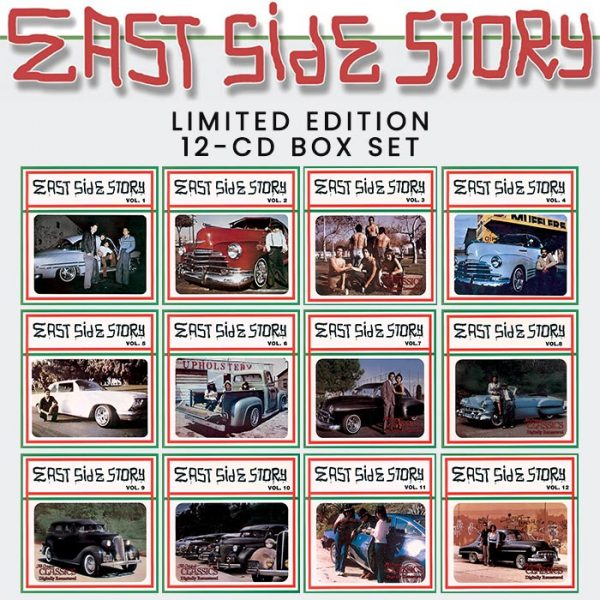 East Side Story 12 CD Box Set