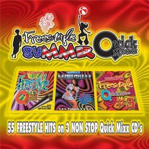 Freestyle Summer QuickMixx Box Set