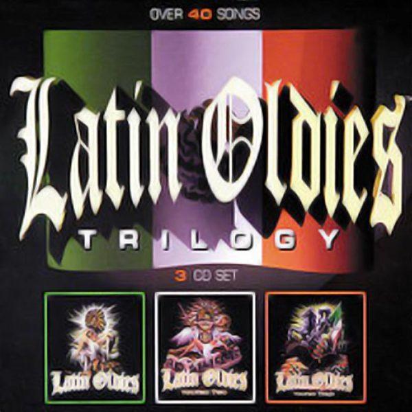 Latin Oldies Trilogy CD Box Set