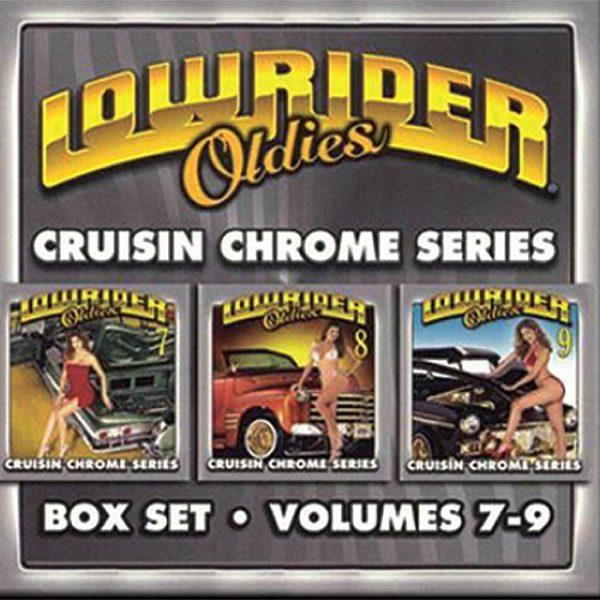 Lowrider Oldies Box Set volumes 7-9