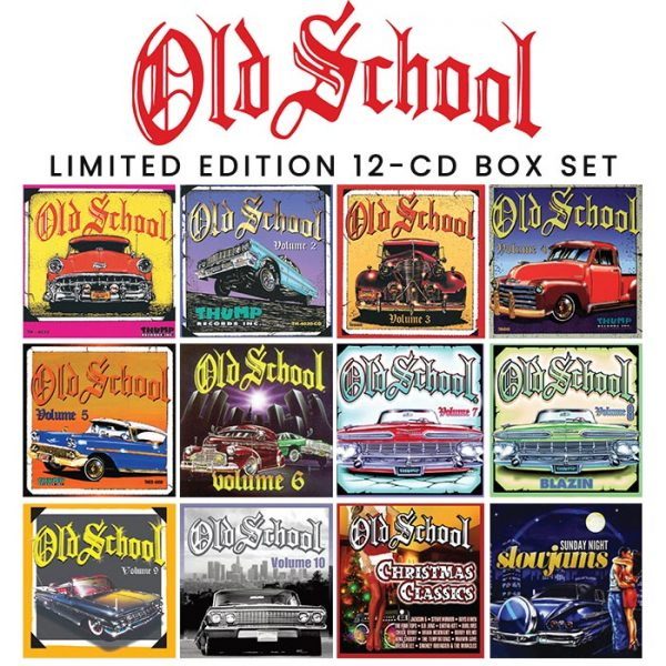 Old School CD Box Set