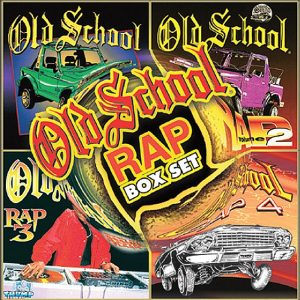 Old School Rap Box Set