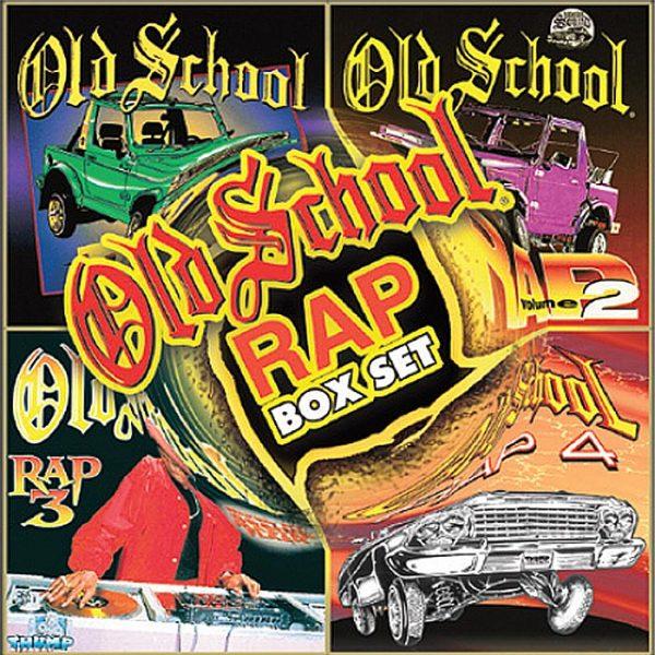 Old School Rap Box Set