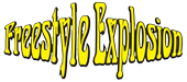 Freestyle Explosion logo.