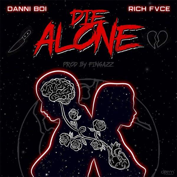 image Danni Boi single Die Alone