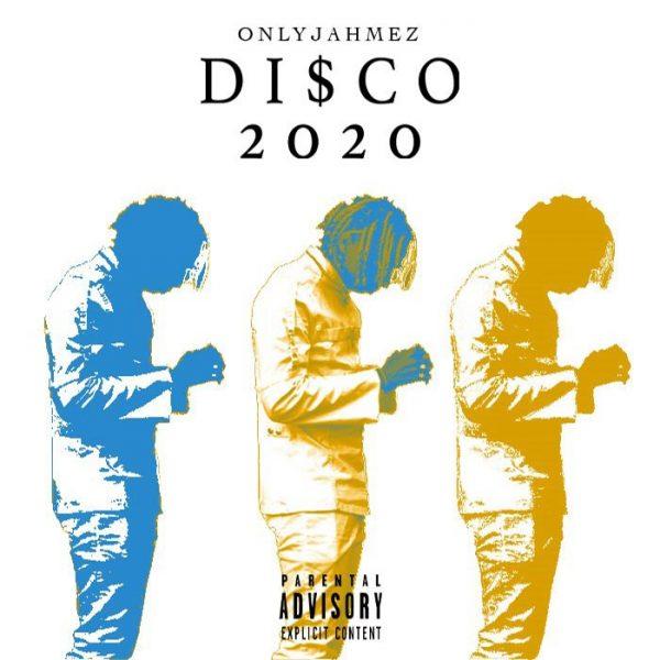 Image OnlyJahmez Disco 2020