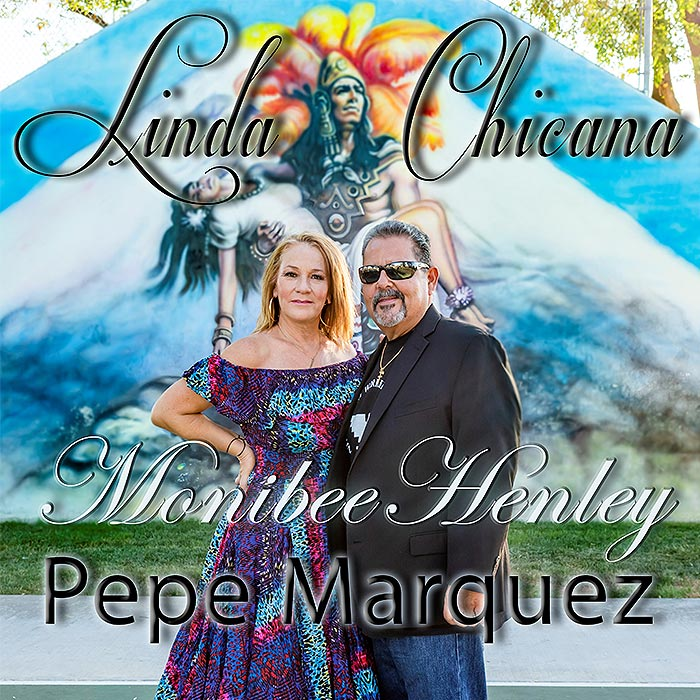 Image Pepe Marquez single Linda Chicana