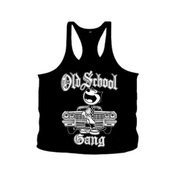 Tank-top Old School Gang