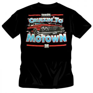 T-Shirt Cruizin To Motown