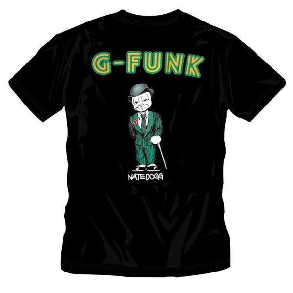 T-Shirt Nate Dogg G-Funk