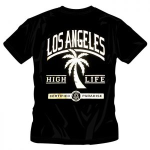 T-Shirt LA High Life