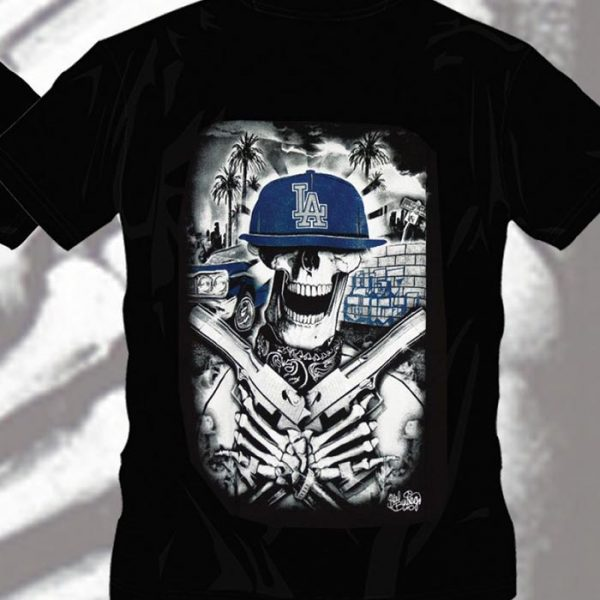 T-Shirt Los Angeles Dodgers