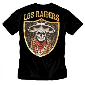 T-Shirt Los Raiders
