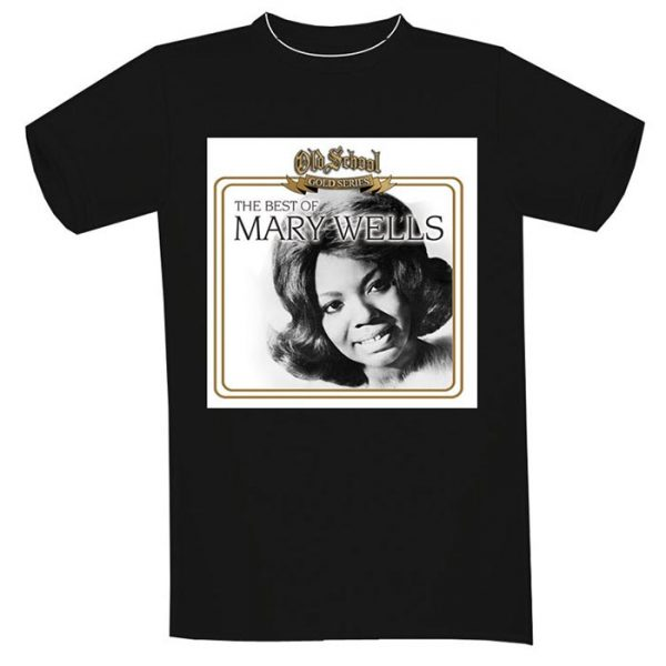 T-Shirt Mary Wells