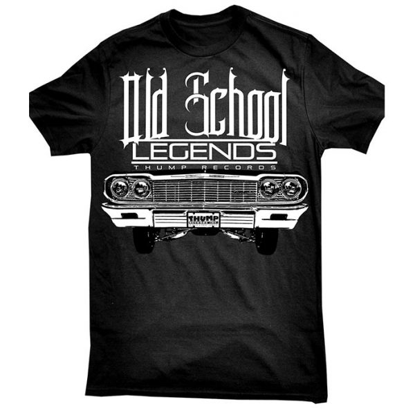 T-Shirt Old School Legends