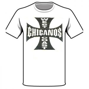 T-Shirt West Coast Chicanos.