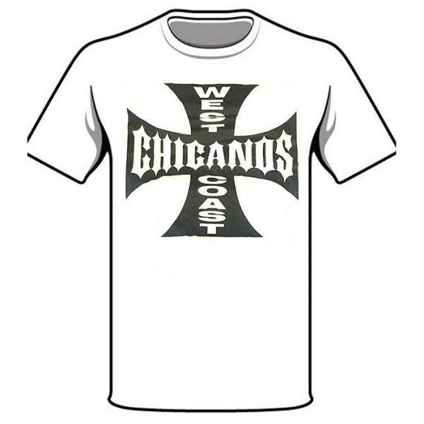 T-Shirt West Coast Chicanos.