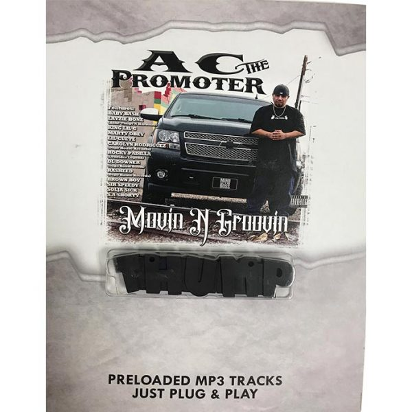 Thump Records AC The Promoter MP3 collection.