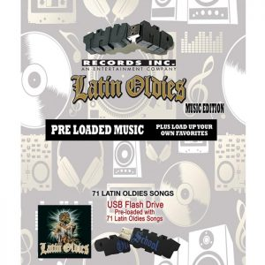 Thump Records Latin Oldies MP3 collection.