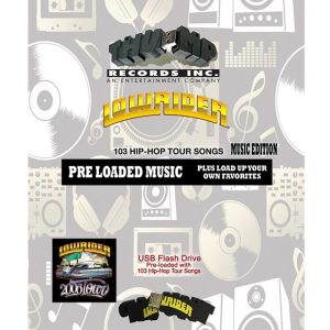 Thump Records Lowrider Hip-Hop MP3 collection.