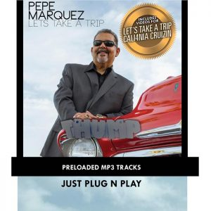 MP3 music collection from artist Pepe Marquez.